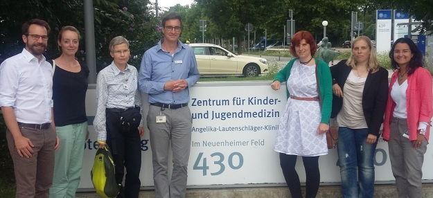 kStoff Heidelberg Team