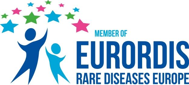 logo Eurordis horizontal members RVB