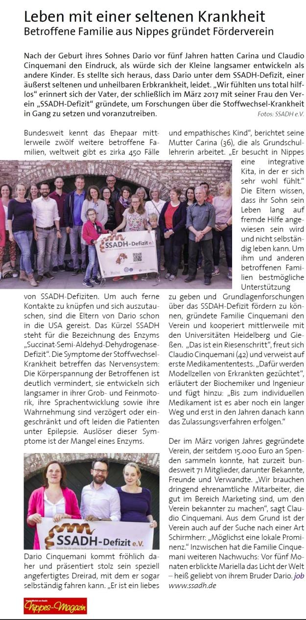 Artikel Nippes Magazin 04/2018